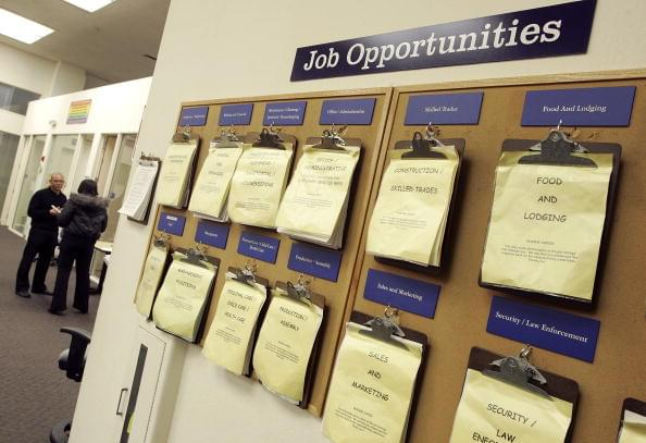 The Ernie Brown Show, Unemployment benefits become target
