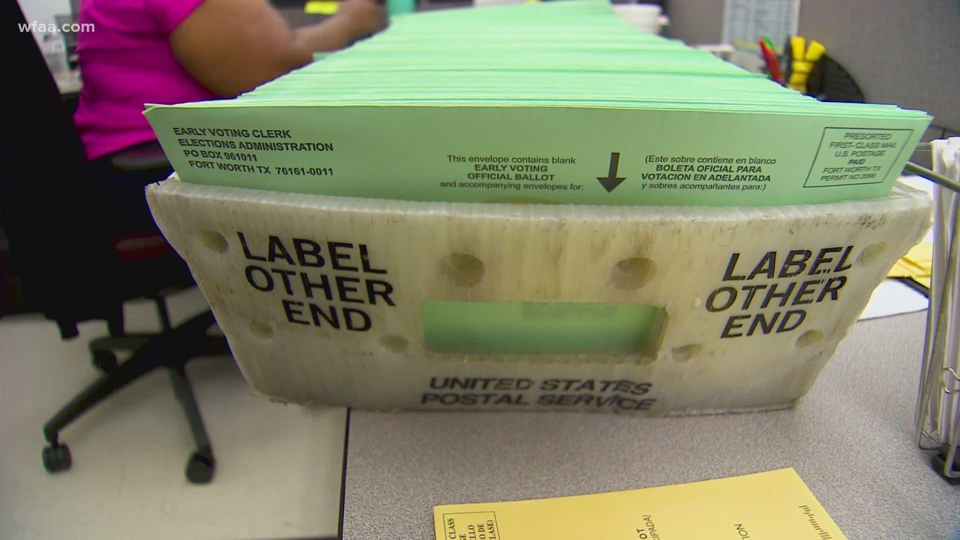 Texas Legislature Moves to Limit Voting