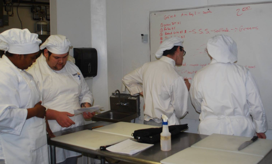"""TAFB, Taste Project and The Culinary School of FTW Come Together to Launch """"Fort Worx ,"""" Job Readiness Program"""