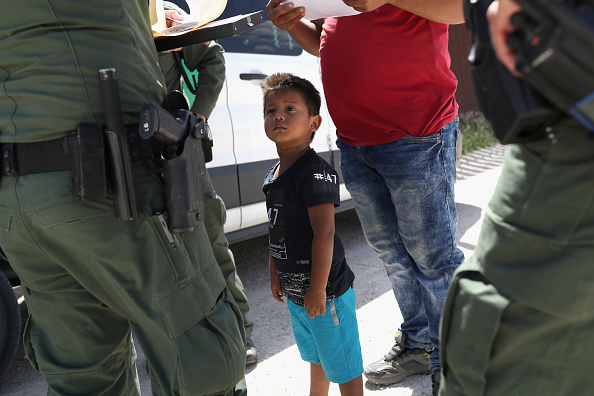 US Calls Reports of Migrant Children in Buses 'Unacceptable'