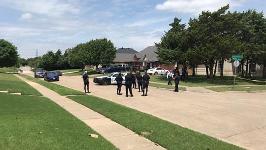 A Dallas Toddler Found Dead In The Street, According to Dallas Police