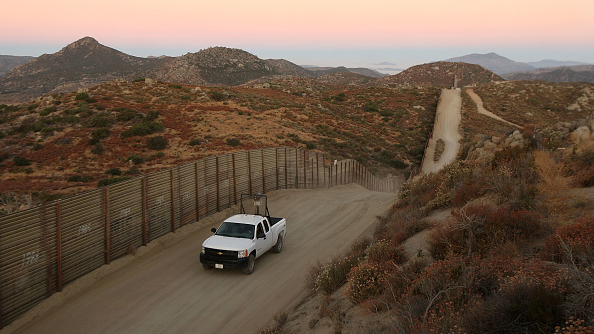 The Ernie Brown Show, We discuss the boarder situation
