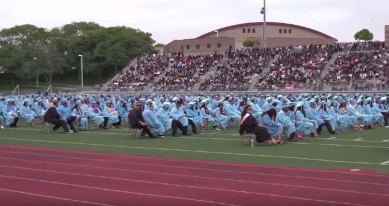 FWISD Taking Precautions to Ensure Graduates, Spectators Don't Overheat During Ceremonies this Week