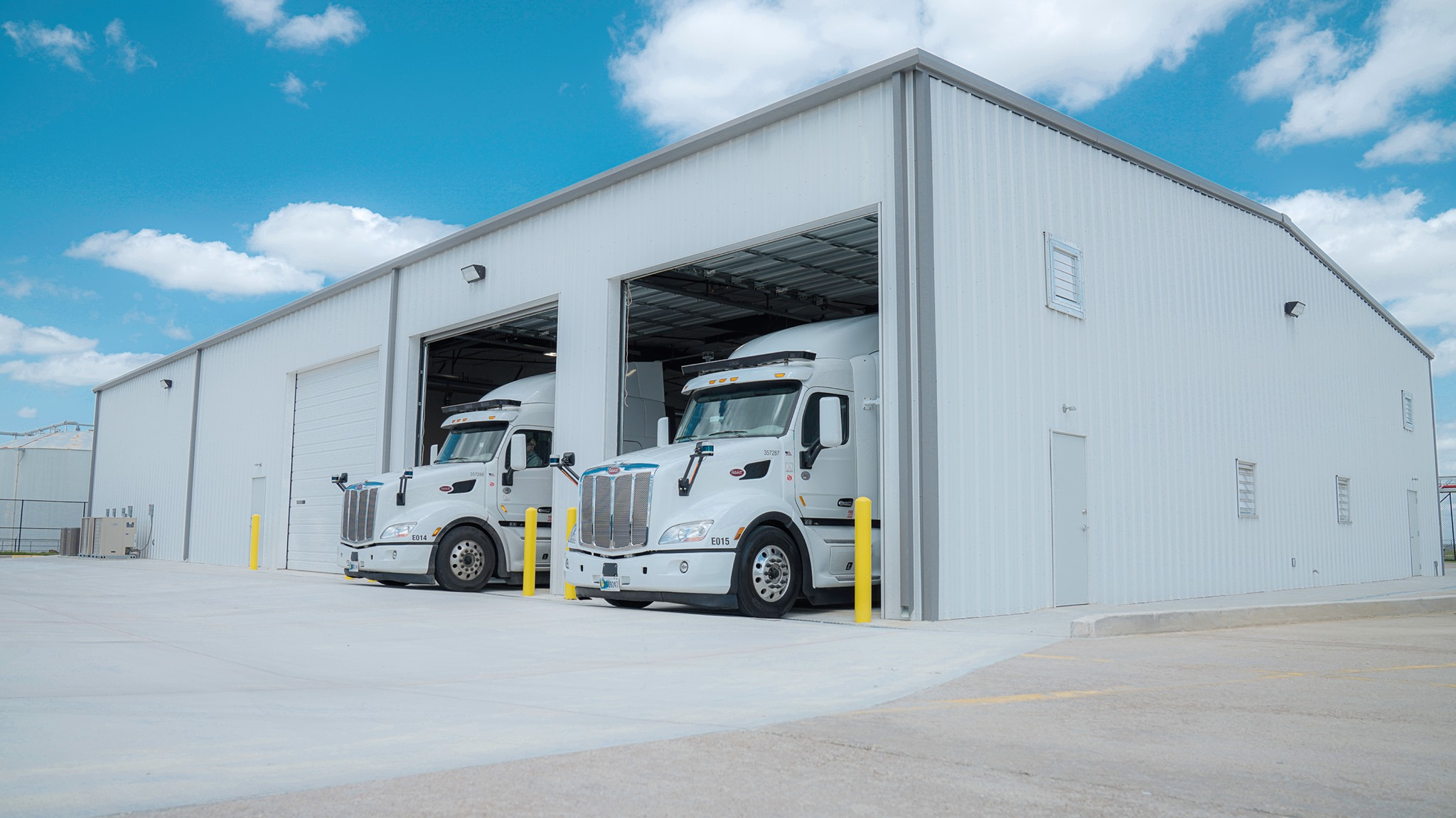TuSimple Opens New Autonomous Trucking Facility in Alliance Texas to Meet Rising Demand