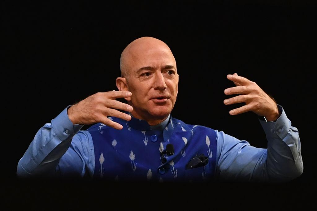 KLIF Morning News: Bezos Blasts Off