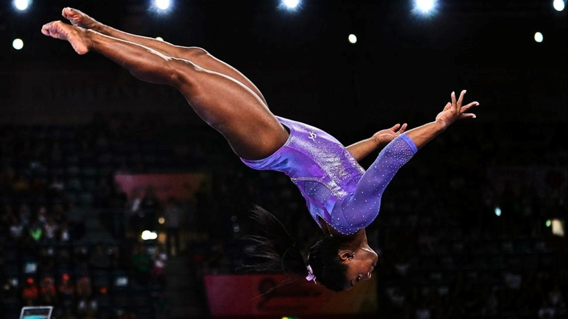 Tokyo Olympics: Simone Biles Out of Team Finals With Medical Issue
