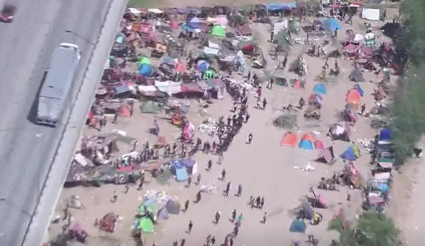 The Ernie Brown Show: Haiti Is an Island. So How Are So Many Migrants Ending Up at the U.S. Southern Border?