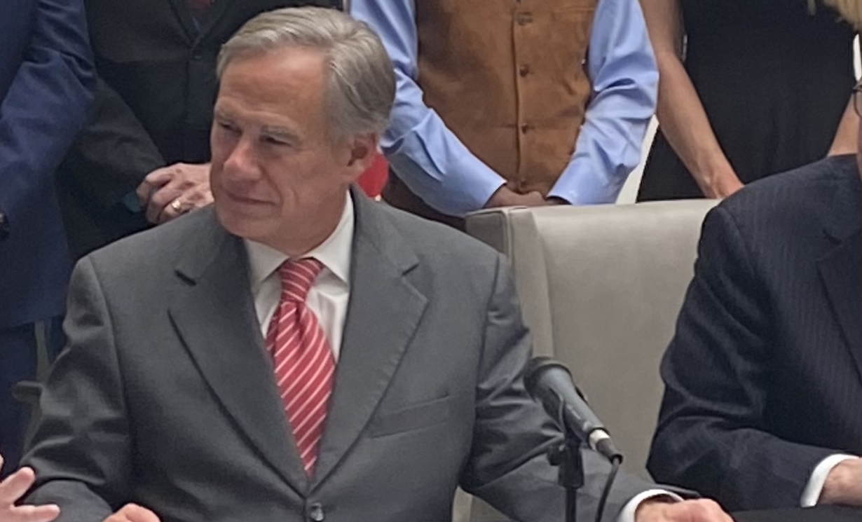 Governor Abbott to Hold Border Security Update in Del Rio