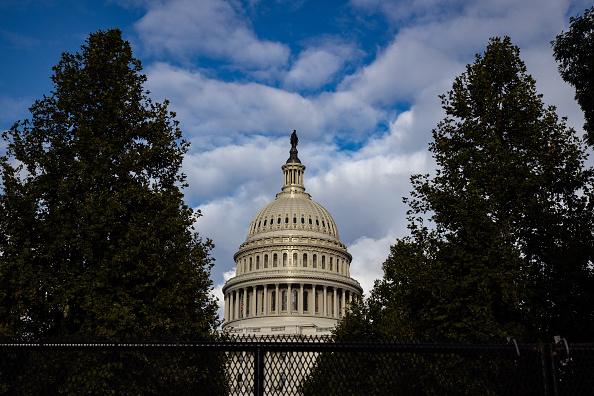 Capitol Hill: Democrats Tie Government Funding to Debt Bill, GOP Digs In