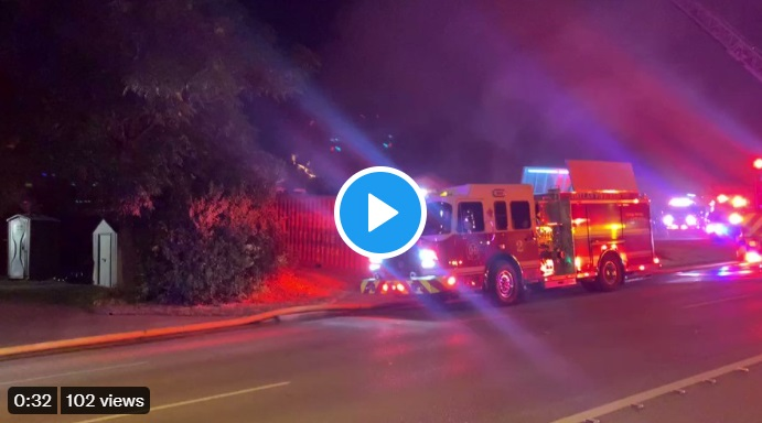 Fire Causes Major Damage to North Dallas Home Under Renovation