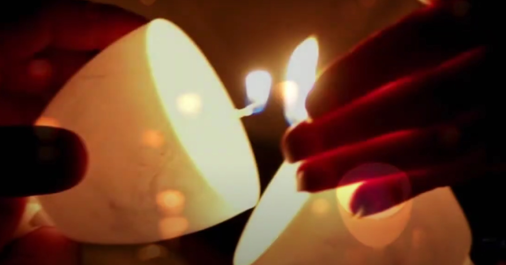 Candle Vigil Honors Fallen Law Enforcement Officers for 'Police Weekend'