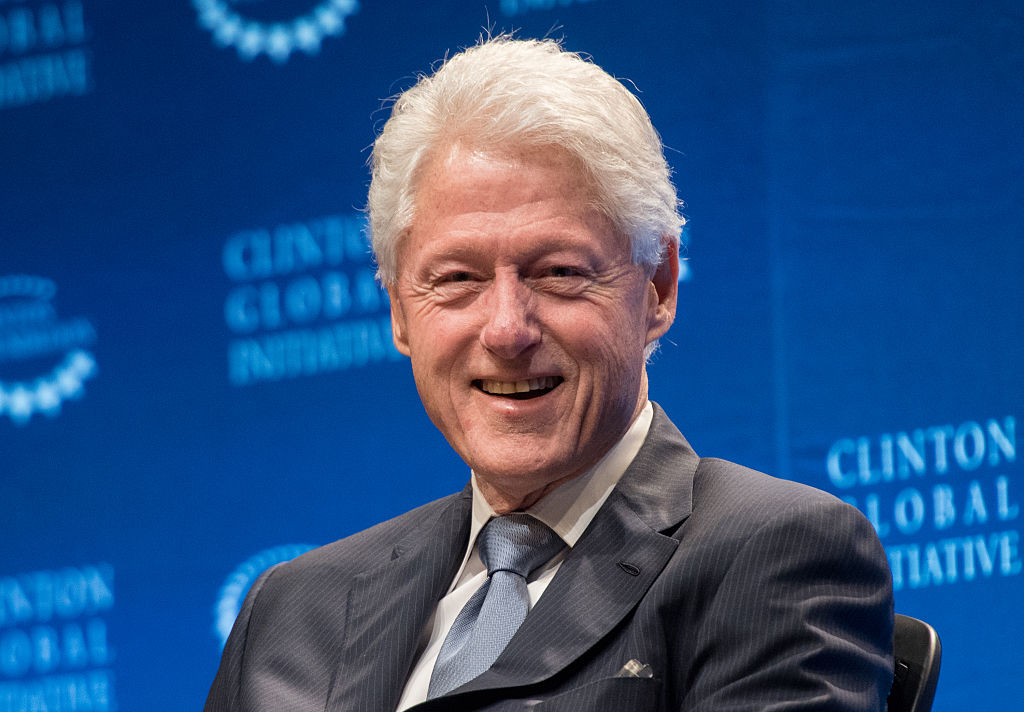 Bill Clinton Hospitalized; Recovering from Urological Infection, Aide says