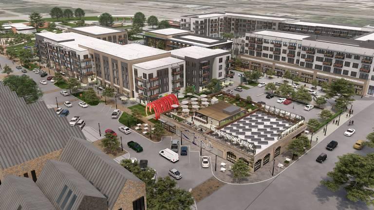 Fort Worth City Council Approve $13.2 million Urban Village Development
