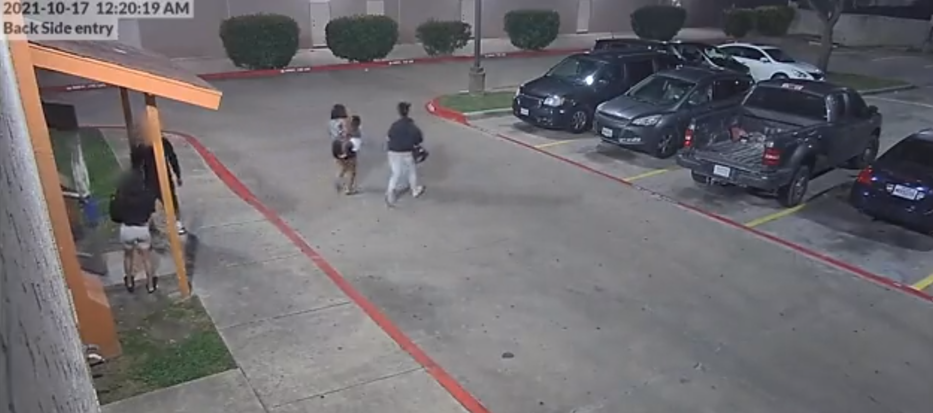 Garland Police Arrest Three Suspects in Kidnapping of Toddler From Motel
