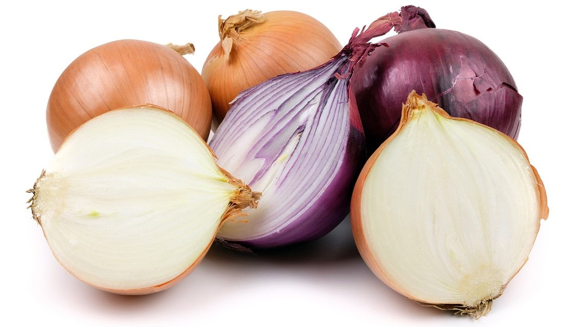 US Salmonella Outbreak Tied to Onions Sickens Hundreds of People