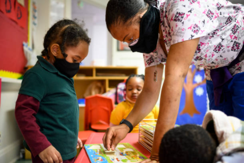 TWC Approves $2.45 Billion in Funding to Help Child Care Providers in Texas