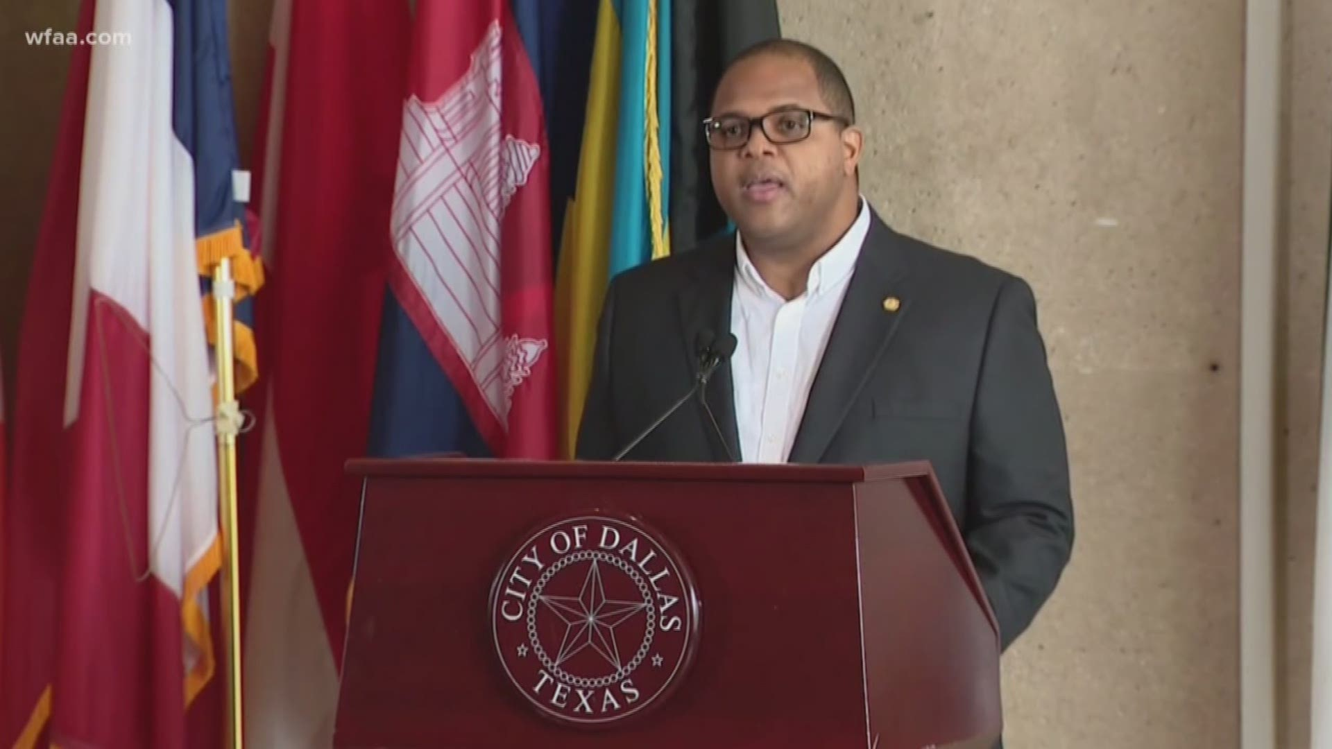 Dallas Mayor Eric Johnson Tests Positive for Covid 19