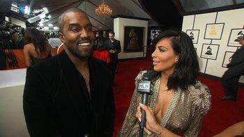 Kanye Bought Kim A Huge 20 Carat Diamond Ring!
