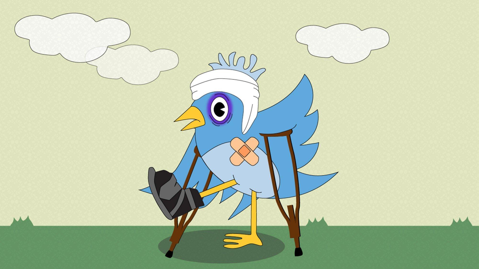 Very Popular Social Media Saying Bye-Bye!