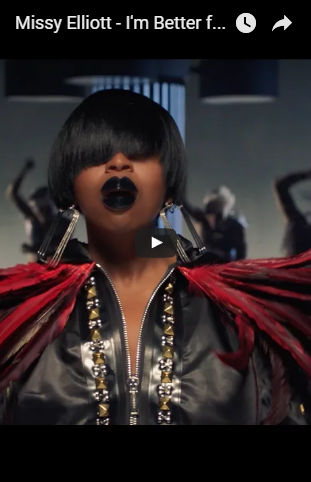 Missy Elliott Gets VMA's Video Vanguard Award