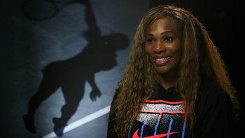 Serena Williams Is Pregnant With Her First Baby