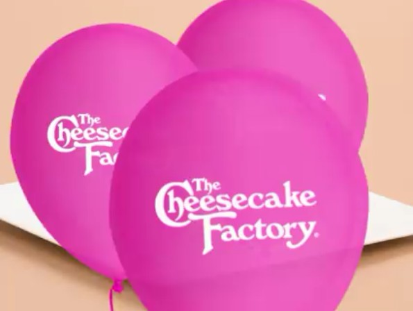 Half Price Cheesecakes at The Cheesecake Factory Today