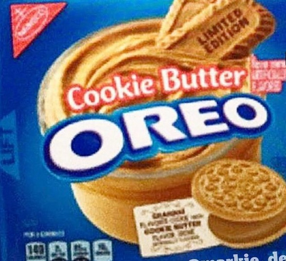 Cookie Butter Oreo's Could be a Thing Soon