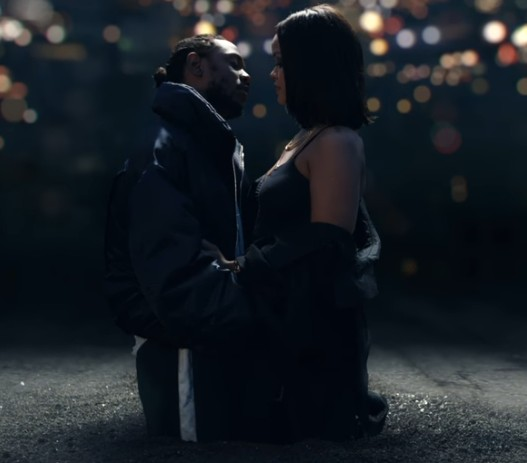 Kendrick Lamar and Rihanna's 'Loyalty' Music Video