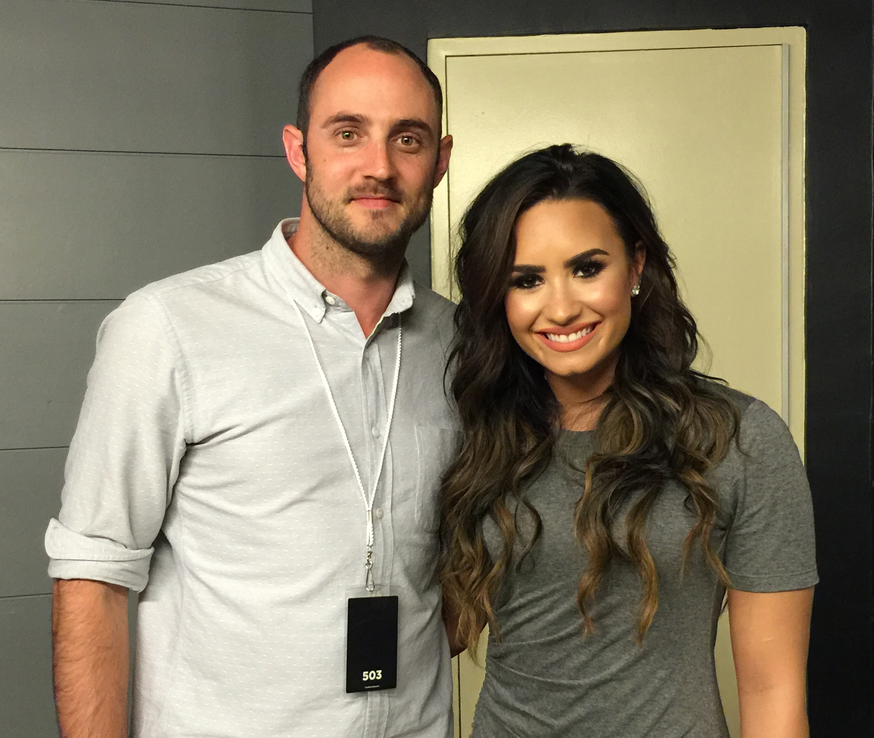 Demi Lovato Makes First Move On Superman And He's Hooked!