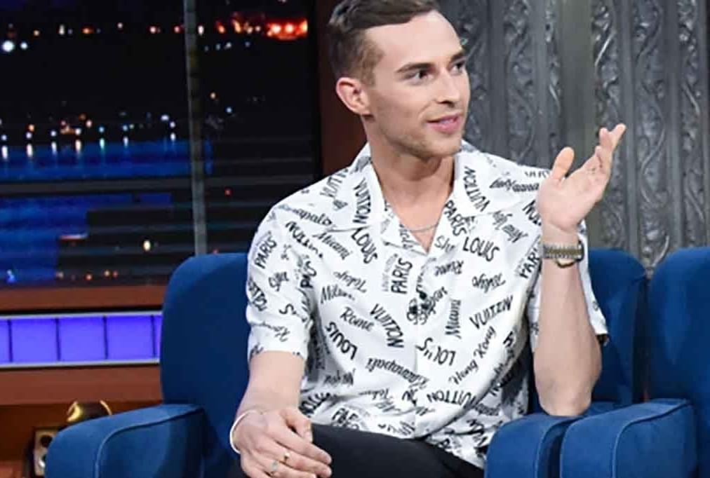 Sally Field's Son Finally Met Adam Rippon Over the Weekend (Picture)
