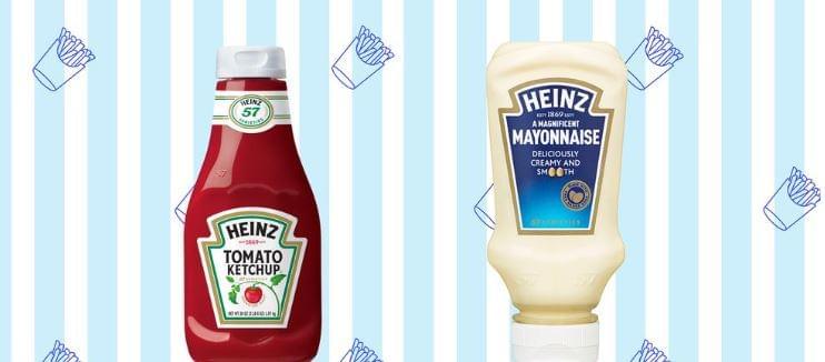 Mayo- Ketchup Hybrid is Coming!