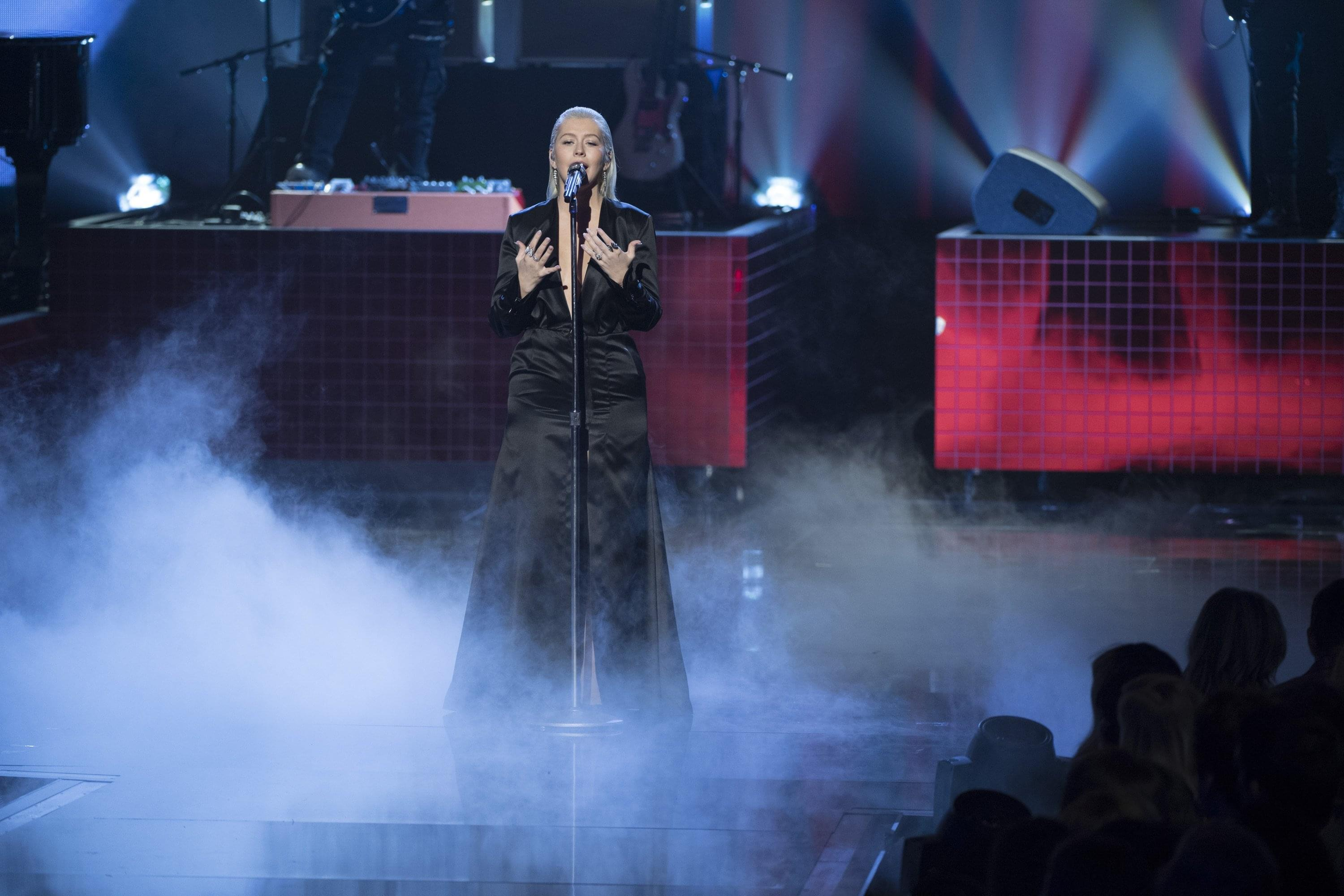 Christina Aguilera and Demi Lovato Will Perform New Song 'Fall in Line' at Billboard Music Awards
