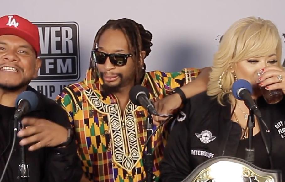 Lil Jon Announces New Music With Usher and Jermaine Dupri