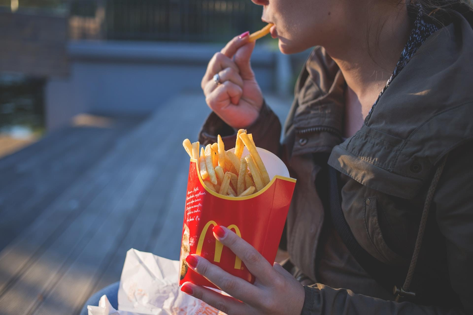 Get Free McDonald's Fries Every Day this September