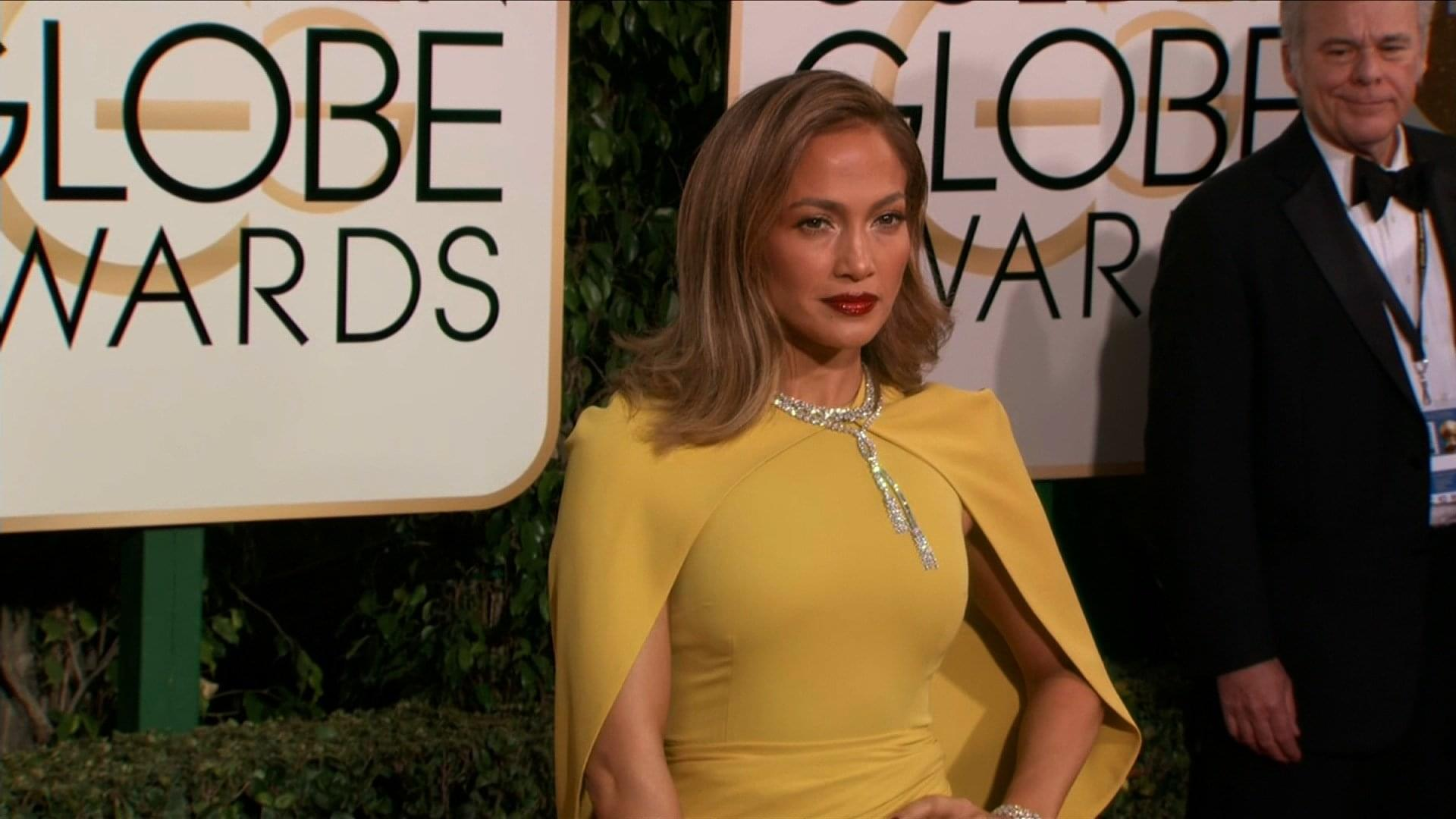 Jennifer Lopez Gives Online Dating Advice