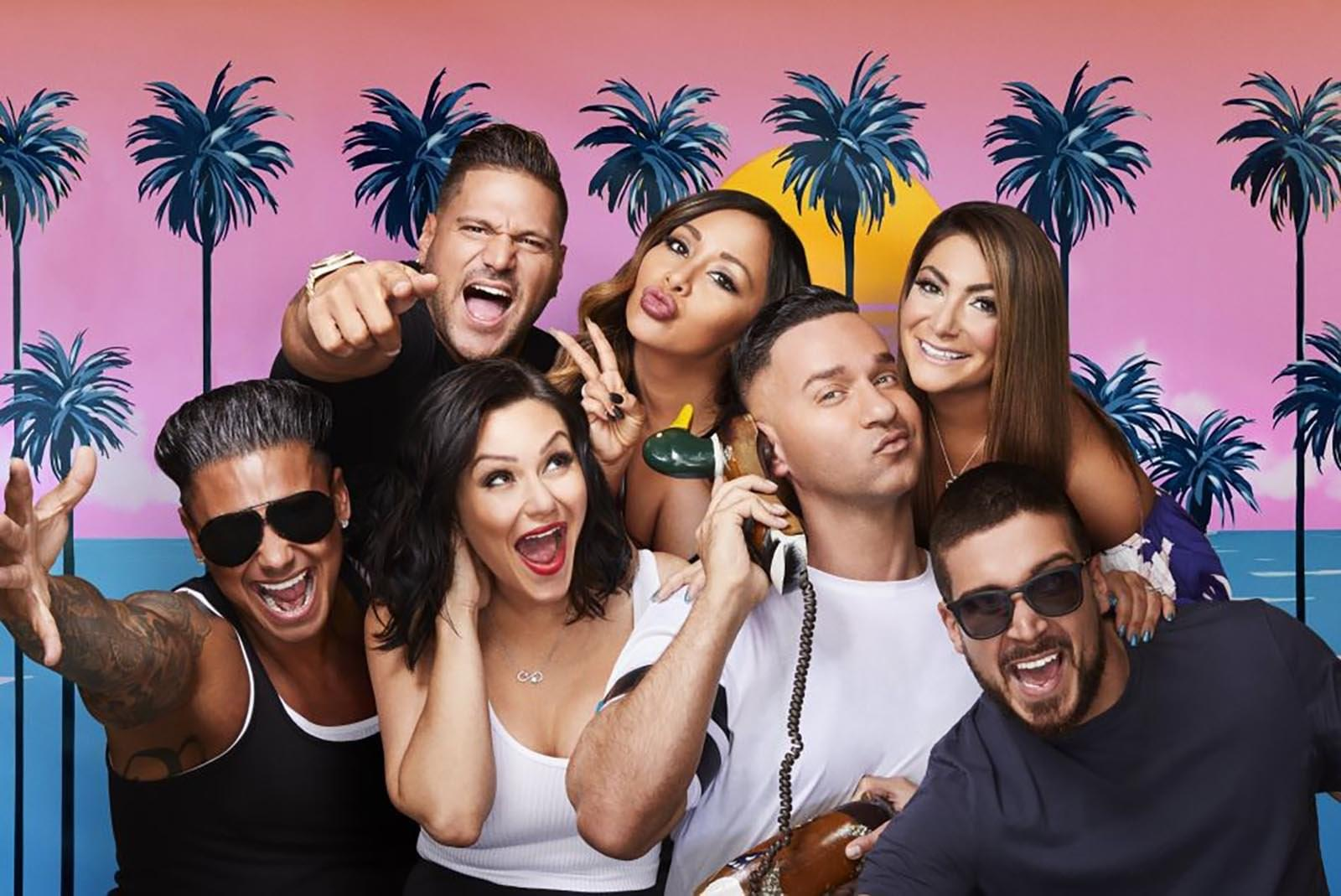 Jersey Shore: Family Vacation PART 2 [VIDEO]