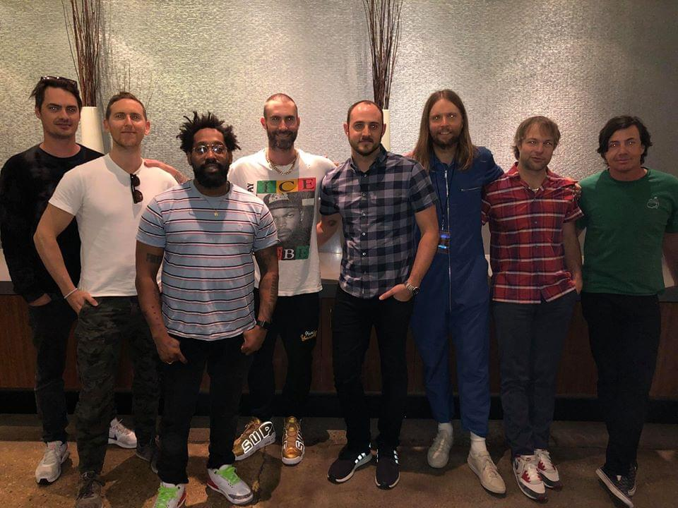 Maroon 5 Will Perform The Superbowl Halftime Show With…