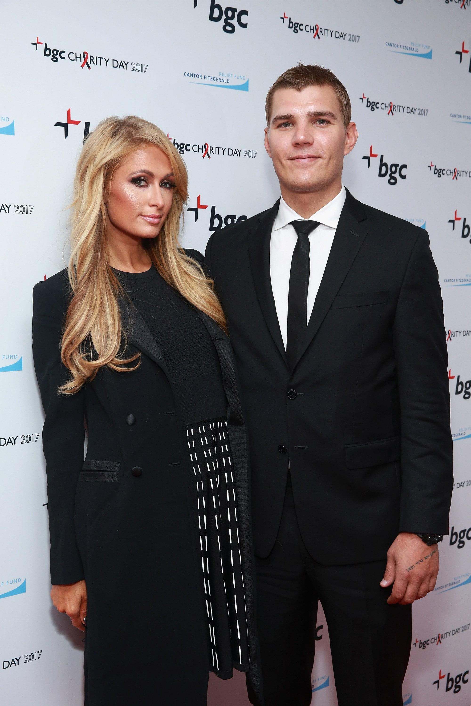 Paris Hilton Calls Off Engagement