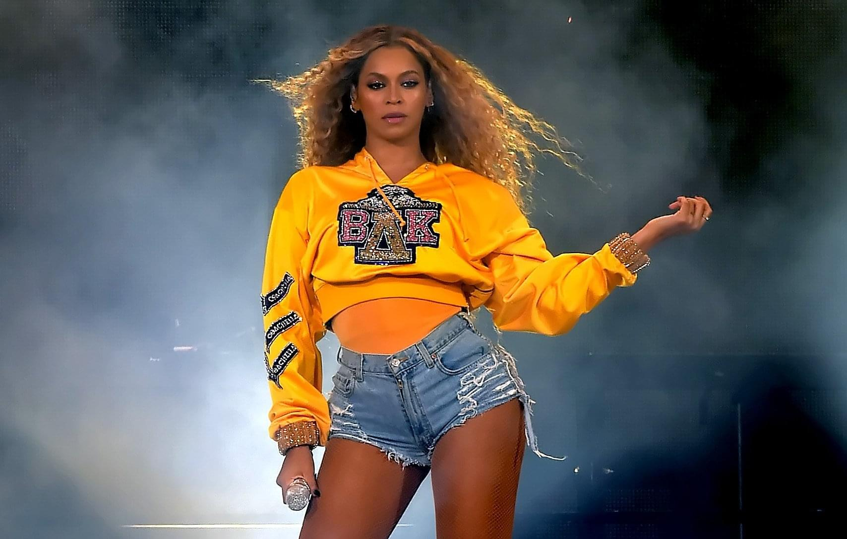 Beyonce Teams Up With Adidas