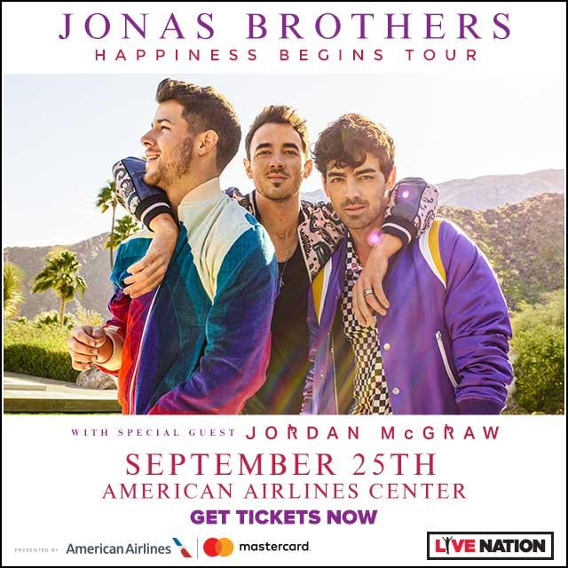 Jonas Brothers @ AAC   12.6.19