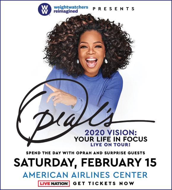WW Present's Oprah's 2020 Vision @ AAC | 2.15.20