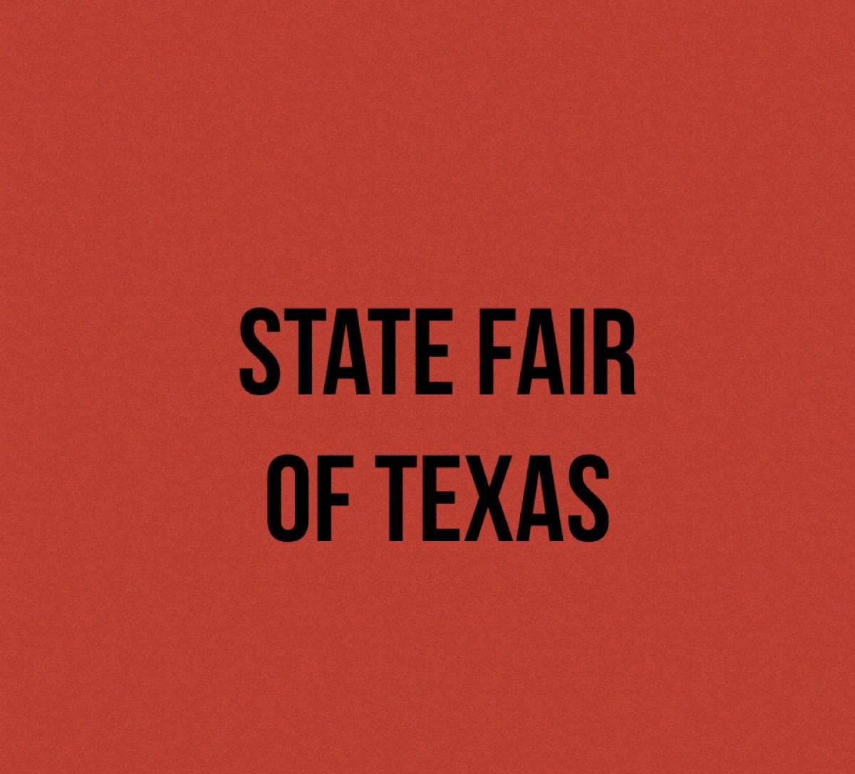 2019 State Fair of Texas Deals