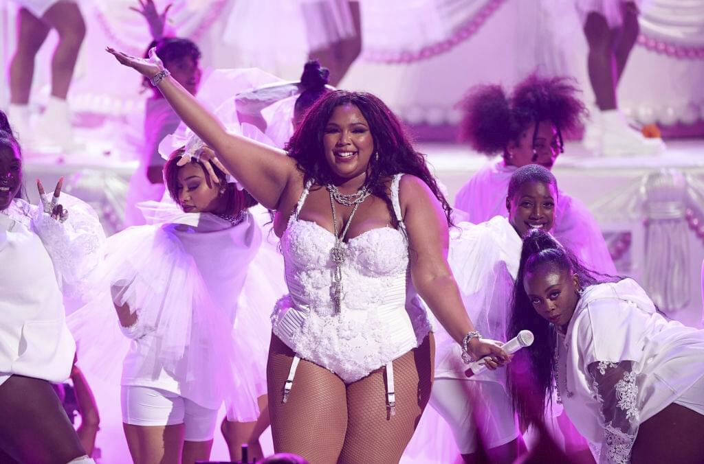 Lizzo Got Real About Struggling With Body Dysmorphia