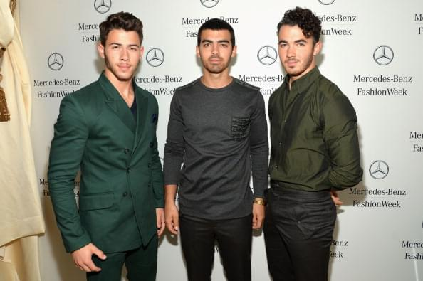 A Jonas Brothers Fan Got a Little Too Touchy During Their Show! [VIDEO]