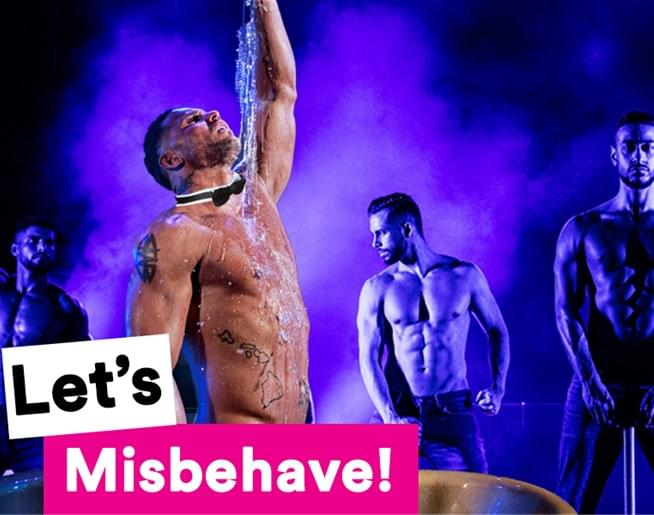 The Chippendales @ HOB | 2.15.20