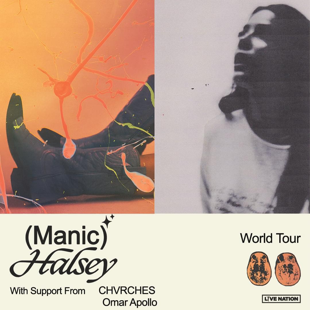 Halsey @ Dos Equis Pavilion | 6.15.20
