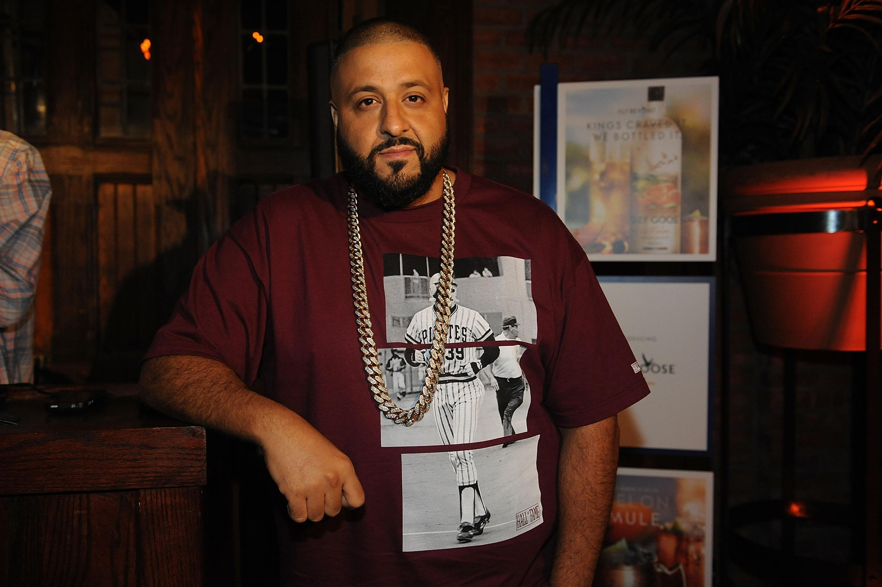 DJ Khaled Announced Hard Rock Residency
