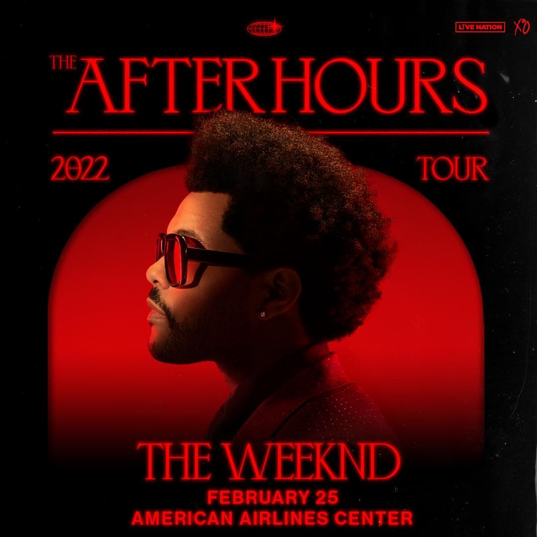 The Weeknd @ AAC | Feb. 25, 2022