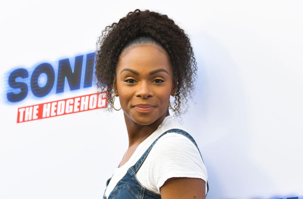 JJ Chats With 'Sonic the Hedgehog' Star Tika Sumpter