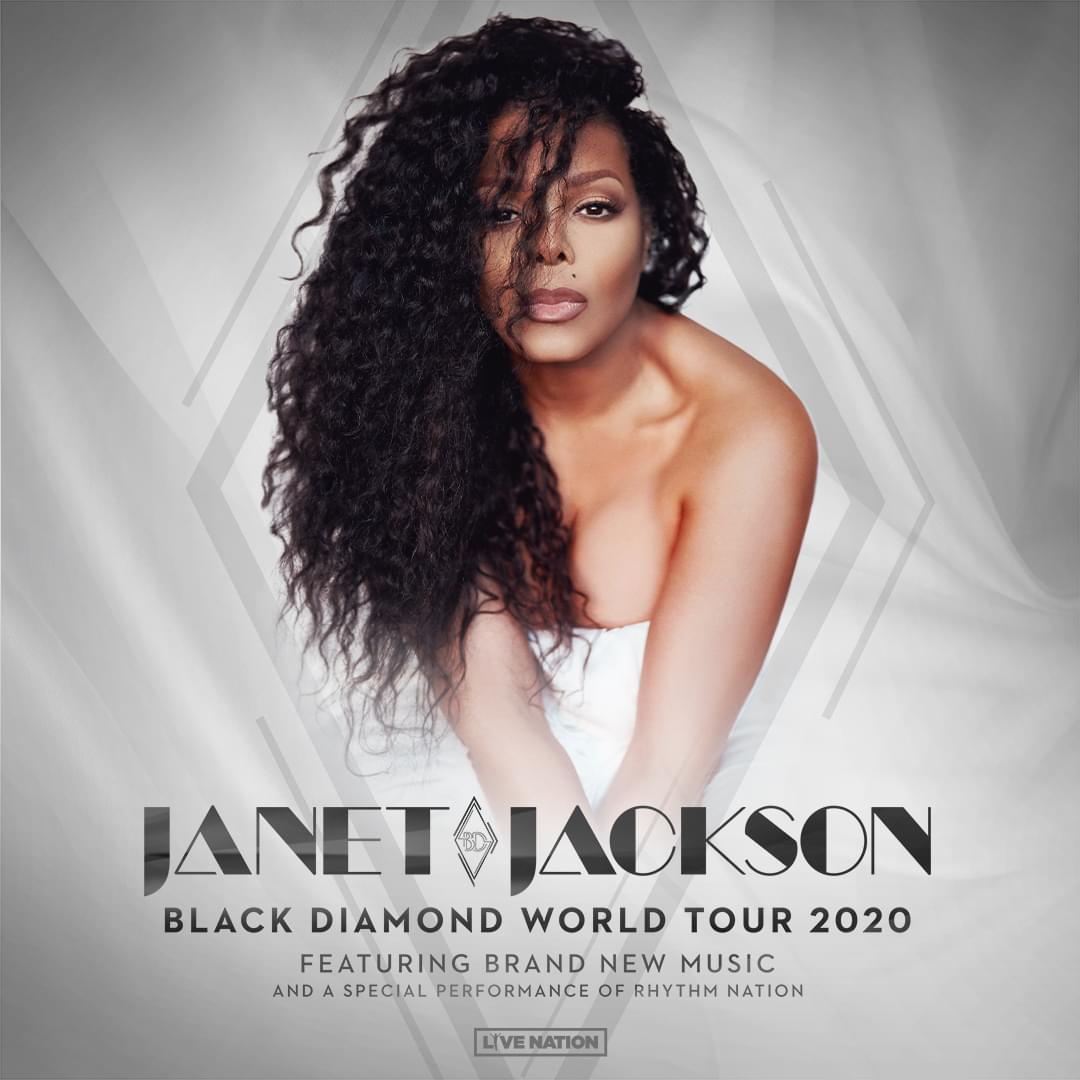 Janet Jackson @ AAC | 8.3.20